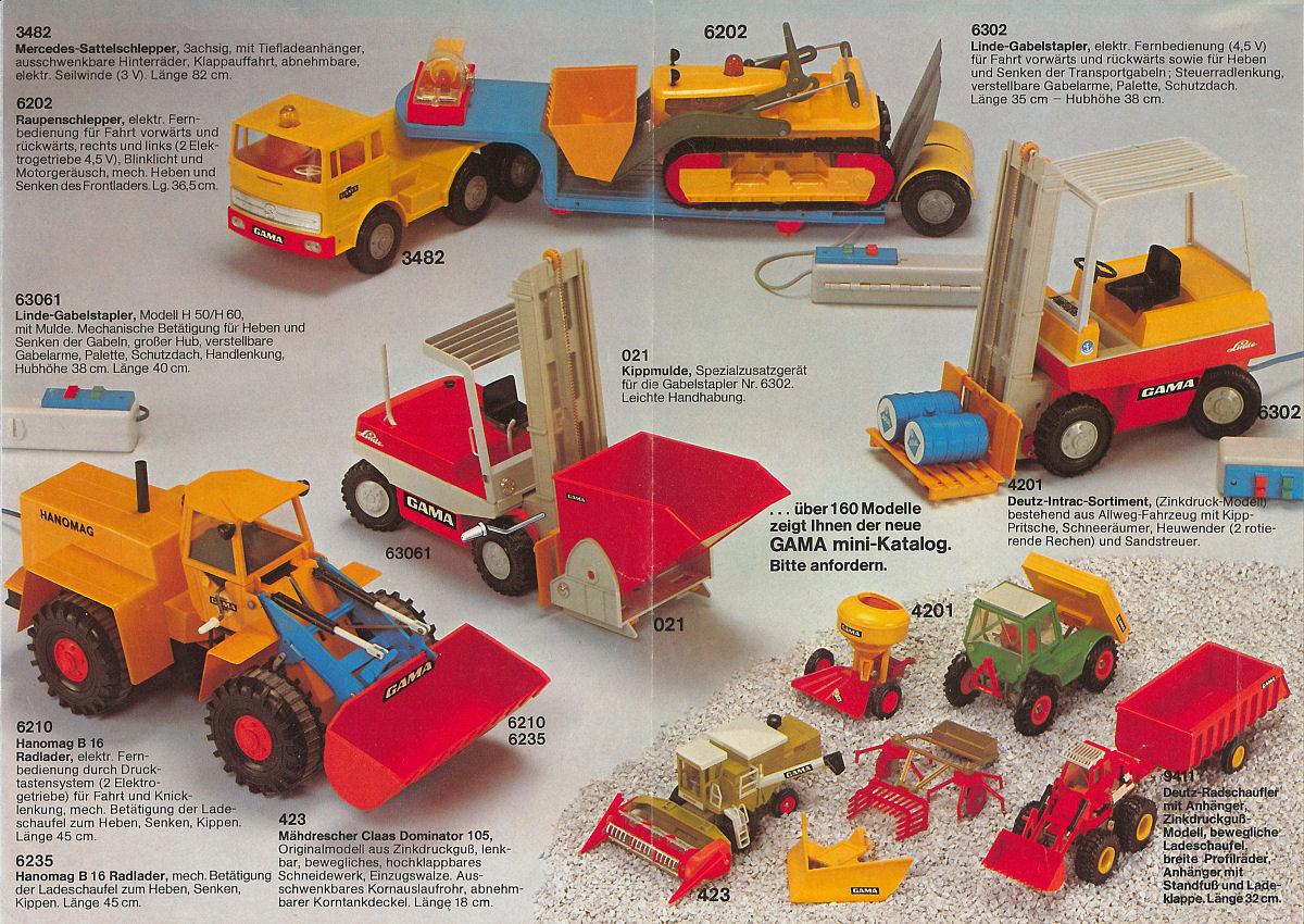 Auto- & Verkehrsmodelle Spielzeug Gama Super Sandstreuer