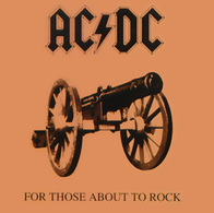 For Those About To Rock We Salute You | Audio Recordings (CDs, Vinyl, etc.) | For Those About to Rock We Salute You - AC/DC.