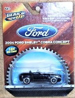 2004 Ford Shelby Cobra Concept | Model Cars