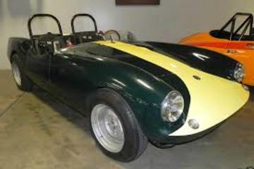 Elva Courier Mark I 1959 | Cars