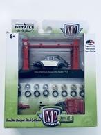 1956 VW Beetle Deluxe USA Model | Model Car Kits