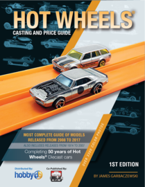 HW Newsletter Casting Guide to Hot Wheels | Books