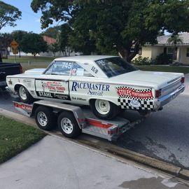 1967 Super Stock Plymouth RO23 Jerry Stahl Stiles Performance | Cars