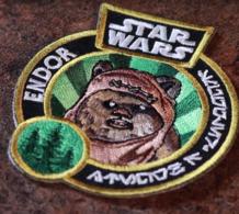 Ewok | Uniform Patches
