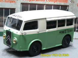 Citroen 40' Traction Ulititaire Type B 'TUB' Panel Van | Model Trucks