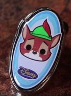 Robin Hood | Pins & Badges | Screenshot from Original Funko youtube unboxing