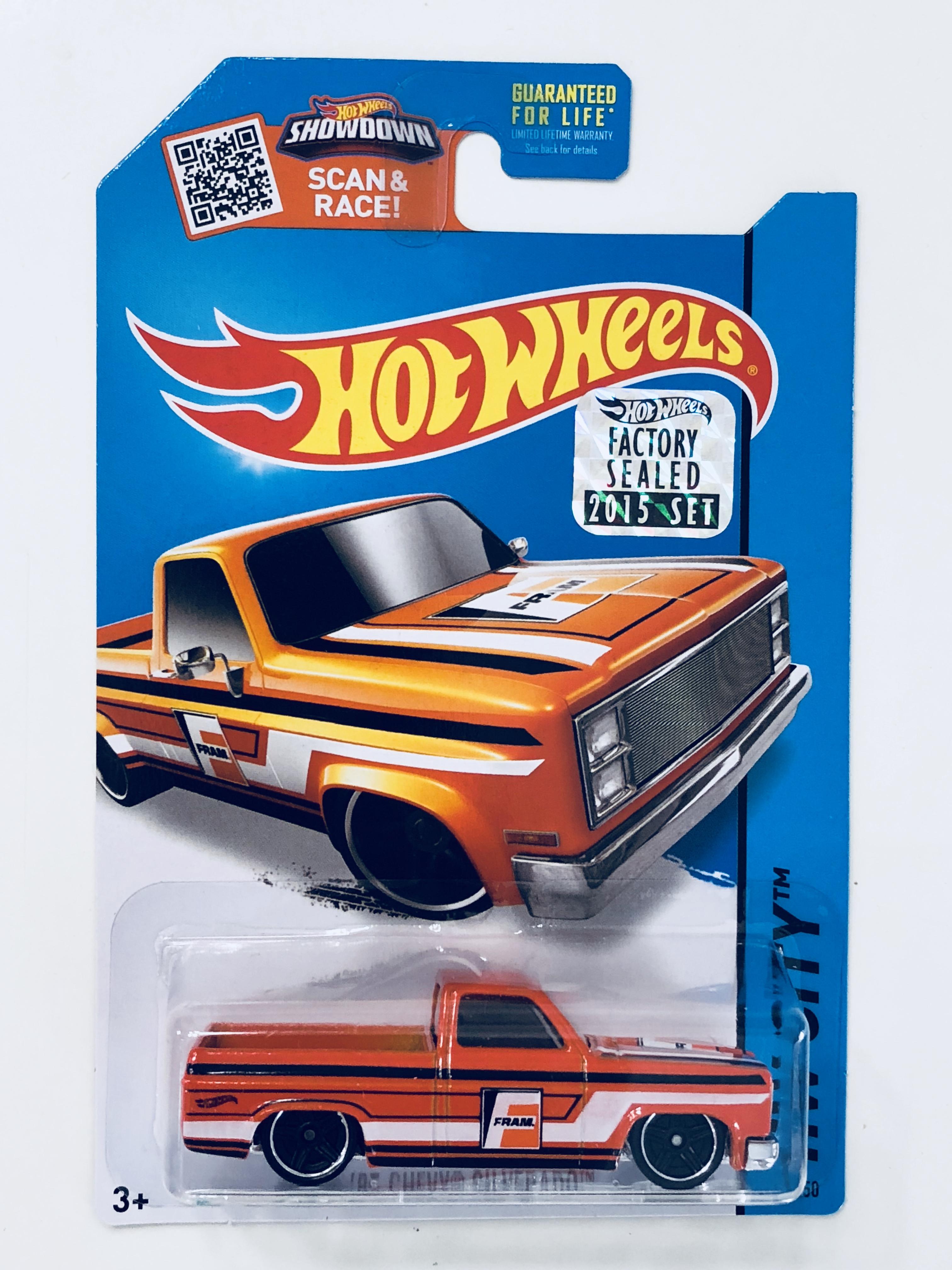 855dc9344c Hot Wheels '83 Chevy Silverado - 1 of 450 | The hobbyDB Marketplace