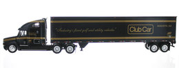 Club car   freightliner century with 53%2527 dry van trailer model vehicle sets cd3b09e9 7566 43ac 9bd4 ce87f54360ce medium