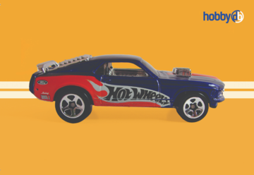 hobbyDB 18th Nationals Hot Wheels Collector Convention Postcard | Postcards