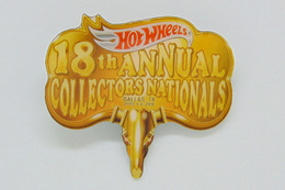 18th Hot Wheels Annual Collectors Nationals Pin | Pins & Badges