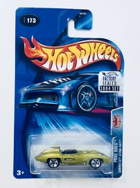 Corvette Sting Ray   Model Cars