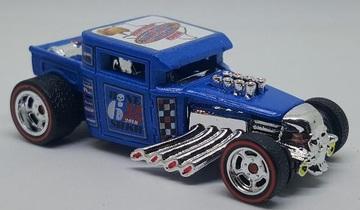 "DATS ""RAOK"" Bone Shaker | Model Trucks"