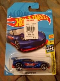Corvette C7.R | Model Cars