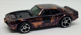 Custom '67 Pontiac Firebird | Model Cars