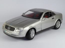 1996 Mercedes-Benz SLK 230 Cabriolet | Model Cars
