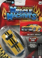 Muscle machines originals chevy chevelle model cars 3b9223fa d434 48d3 909c 9591152a2a40 medium