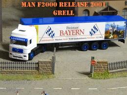 MAN F-2000 | Model Vehicle Sets