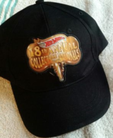 Hot Wheels 18th Annual Collectors National Convention Cap | Hats