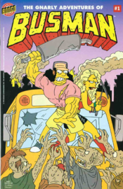 The Gnarly Adventures Of BusMan | Comics & Graphic Novels