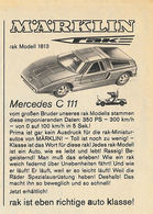 Mercedes c 111 print ads fd55c7b4 1841 4b5d 869b 92e179698044 medium