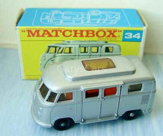Volkswagen Camper | Model Trucks