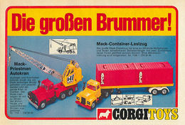 Die großen Brummer!   Print Ads