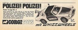 POLIZEI! POLIZEI!   Print Ads