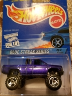 Nissan Truck    | Model Trucks