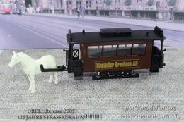 Tram | Model Trains (Locomotives)