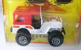 Jeep 4x4 With Roof | Model Cars