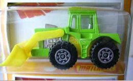 Tractor Shovel | Model Construction Equipment
