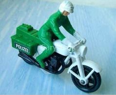 Police Motorcyclist | Model Motorcycles