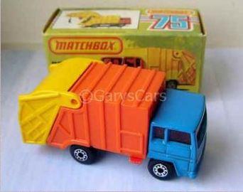 Ford Refuse Truck | Model Trucks