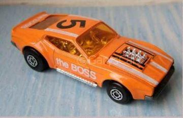 Boss Mustang | Model Cars