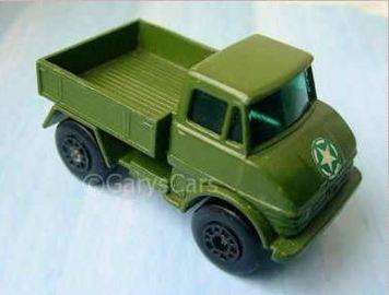 Mercedes Benz Unimog | Model Trucks