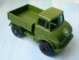 Mercedes Benz Unimog | Model Trucks