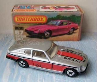 Datsun 260 Z 2+2 | Model Cars