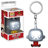 Jack-Jack (Chrome) | Keychains