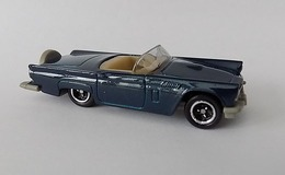 1957 Thunderbird | Model Cars