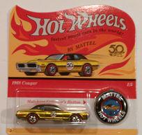 1968 Cougar | Model Cars | Hot Wheels 50th Anniversary Redline Cougar