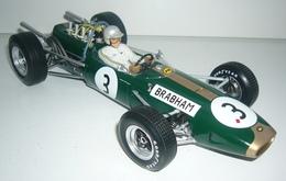 1966 Brabham Repco BT19, Jack Brabham, World Champion | Model Racing Cars