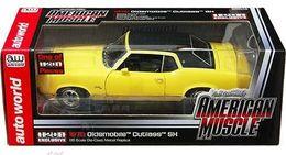 1970 Oldsmobile Cutlass SX | Model Cars
