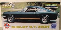 1966 Ford Mustang Shelby G.T. 350H | Model Cars