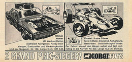 2 Grand Prix-Sieger!   Print Ads