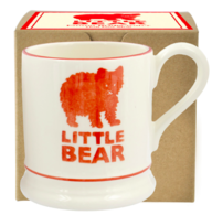 Little Bear 1/2 Pint Mug - Emma Bridgewater | Ceramics | Little Bear Half Pint Mug