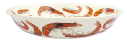Tiger Shrimp Small Pasta Bowl - Emma Bridgewater | Ceramics | Tiger Shrimp Pasta Bowl