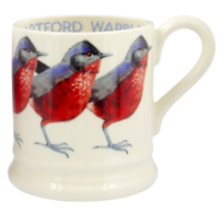 Dartford Warbler 1/2 Pint Mug - Emma Bridgewater | Ceramics | Dartford Warbler 1/2 Pint Mug
