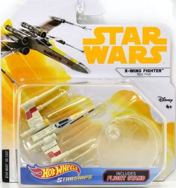 X-Wing Fighter Red Five | Model Spacecraft | Hot Wheels Star Wars X-Wing Fighter Red Five