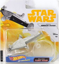 Imperial Arrestor Cruiser | Model Spacecraft | Hot Wheels Star Wars Imperial Arrestor Cruiser