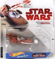 Landspeeder (Luke Skywalker's) | Model Spacecraft | Hot Wheels Star Wars Luke Skywalker Land Speeder